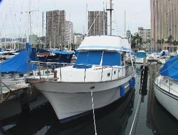 CHB Trawler