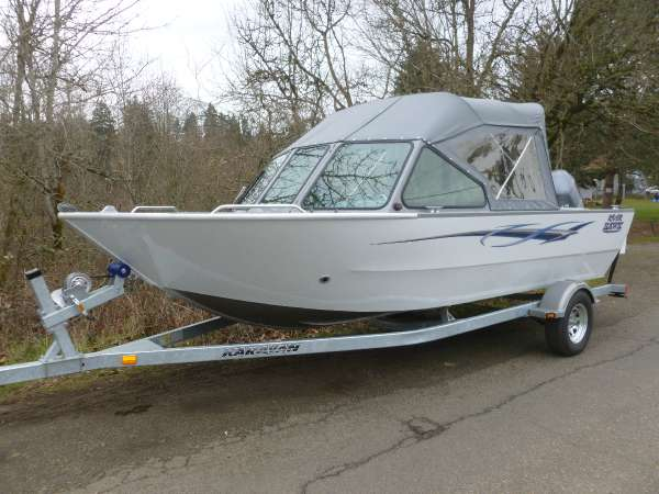 River™ Hawk Boats Coastal