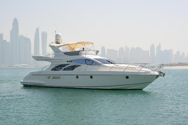 Azimut 50 Fly Motor Yacht