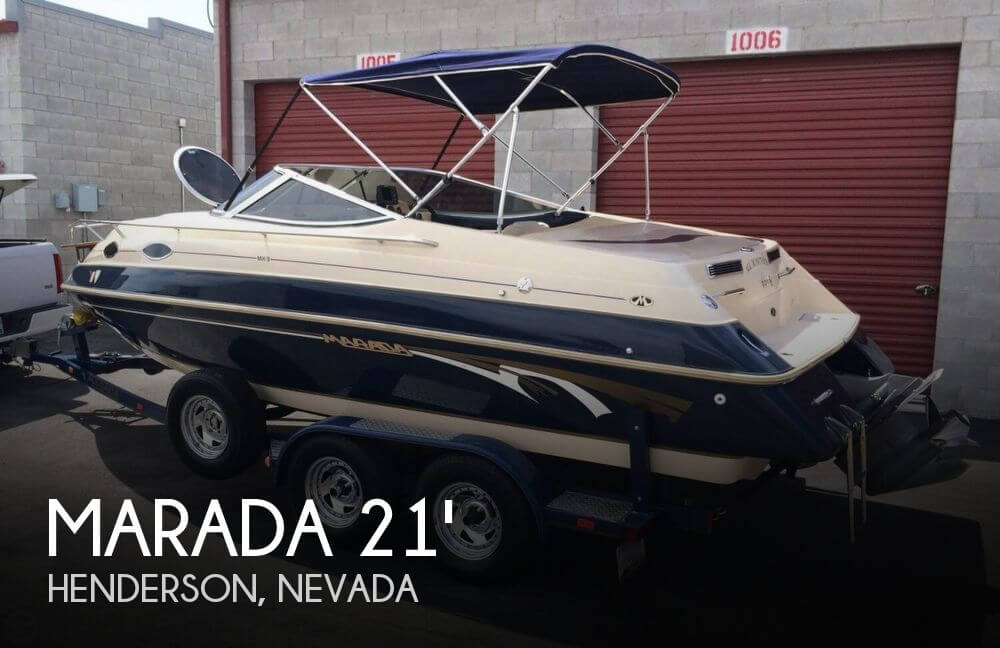 Marada MX3 Weekender 1998 Marada MX3 Weekender for sale in Henderson, NV