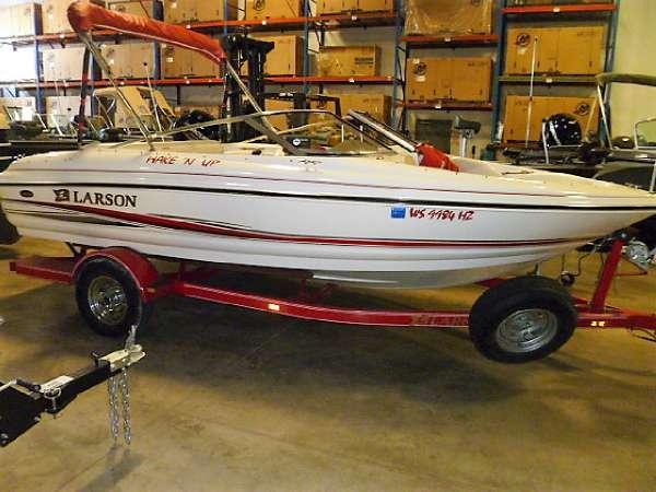 Larson SEi 180 Ski & Fish IO