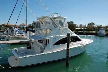 Ocean Yachts 42 Used Boat Review: Battlewagon on a Budget - boats com