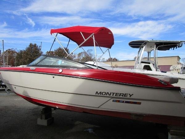 Monterey 234SS