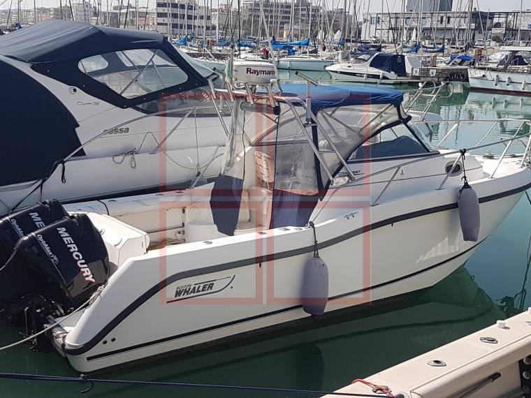 Boston Whaler Bostonwhaler BOSTON WHALER CONQUEST 255