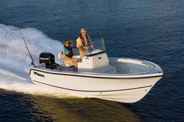 Its open layout offers 360ÔøΩ fishability coupled with the smooth, dry MAKO ride.