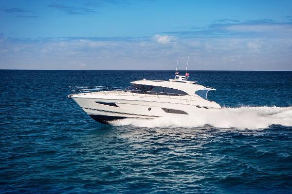 Riviera 5400 Sport Yacht Manufacturer Provided Image: Manufacturer Provided Image