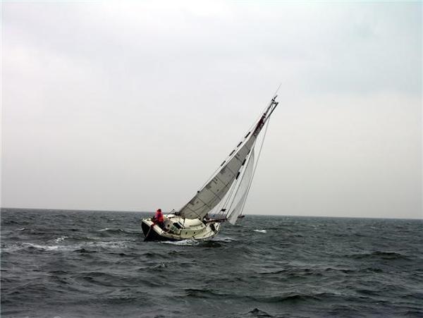 Falmouth Working boat Custom Percy Dalton Design