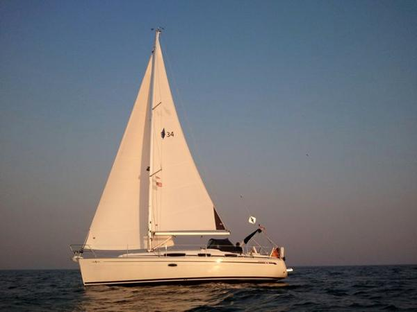 Bavaria 34 Cruiser private 1st. owner