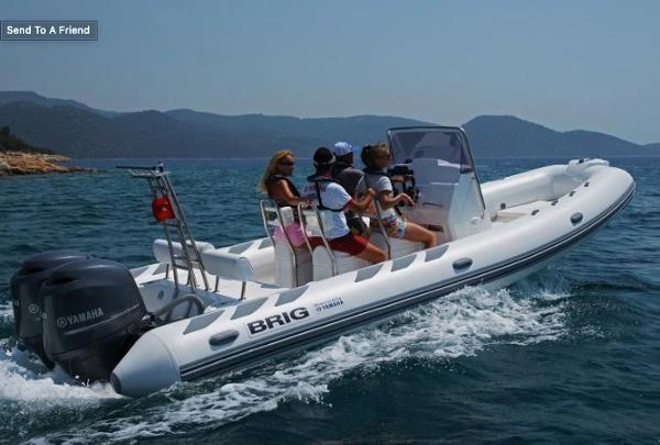 Brig Inflatables Navigator Adventurer 730H
