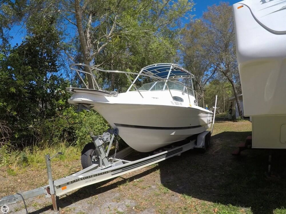 Wellcraft 23 1999 Wellcraft 23 for sale in Deltona, FL