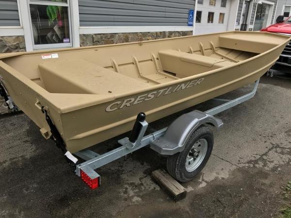 Crestliner 1648 MT Jon Boat