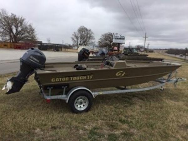 G3 Boats 18 SC