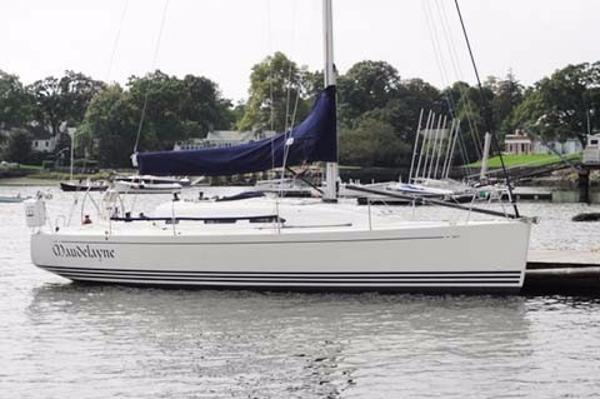 X - Yachts X-34 X 34 X34 Profile