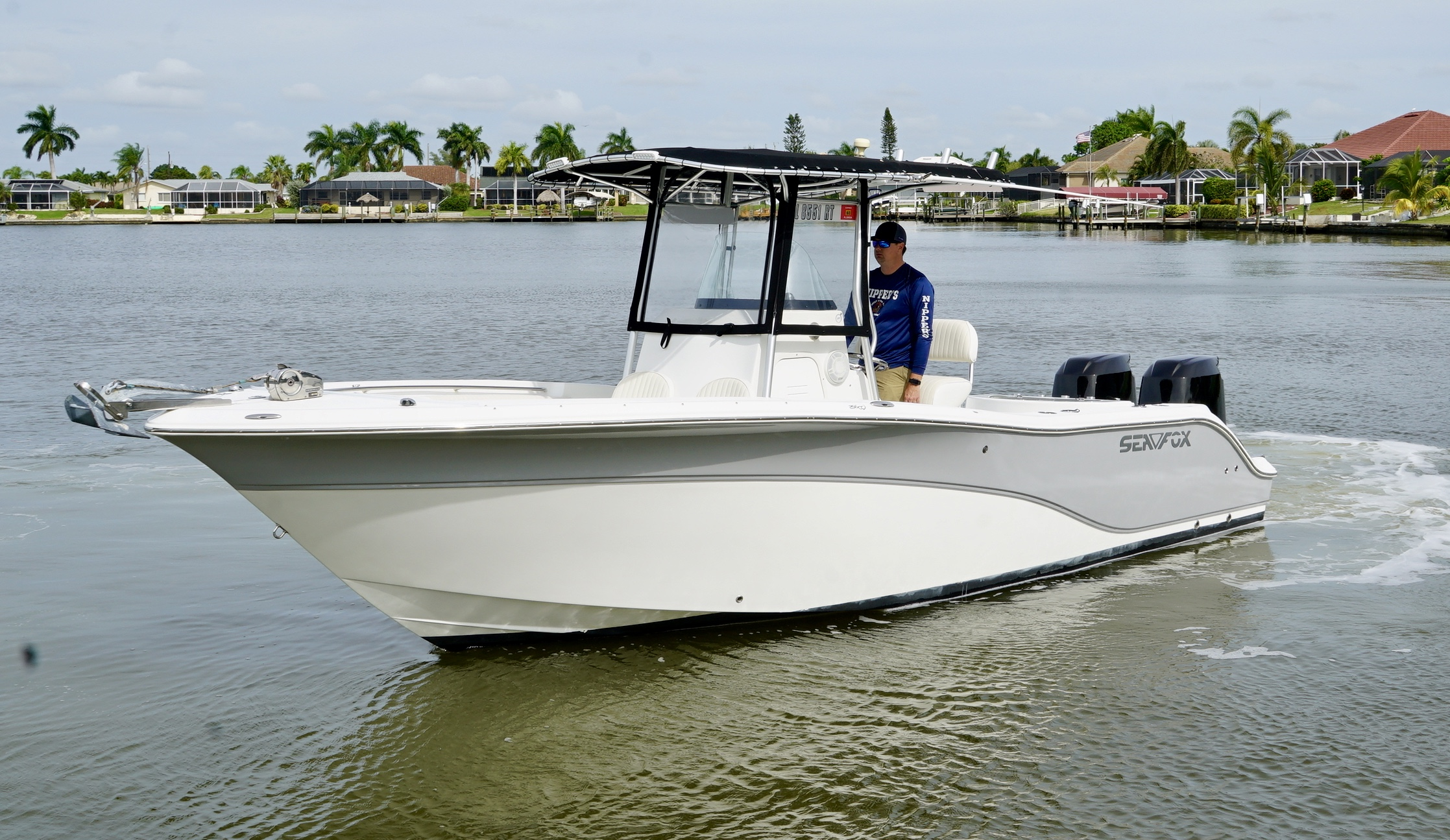 Sea Fox 256 CENTER CONSOLE PRO SERIES