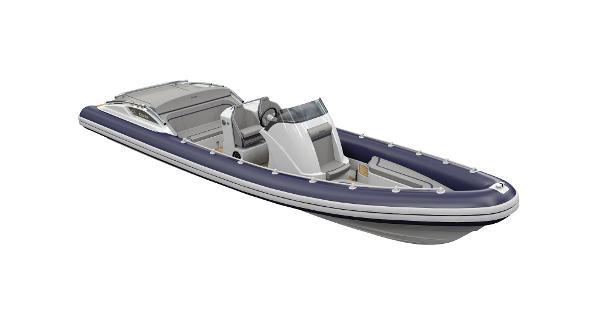 Cobra Ribs Nautique Inboard 8.5m