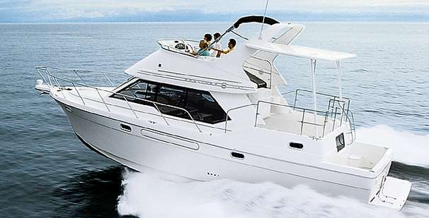 Bayliner 4087 Aft Cabin Motoryacht Manufacturer Provided Image