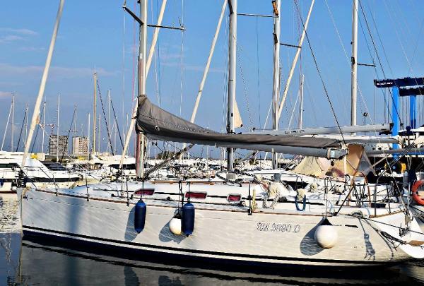 Grand Soleil Grand Soleil 40 Race murata sinistra