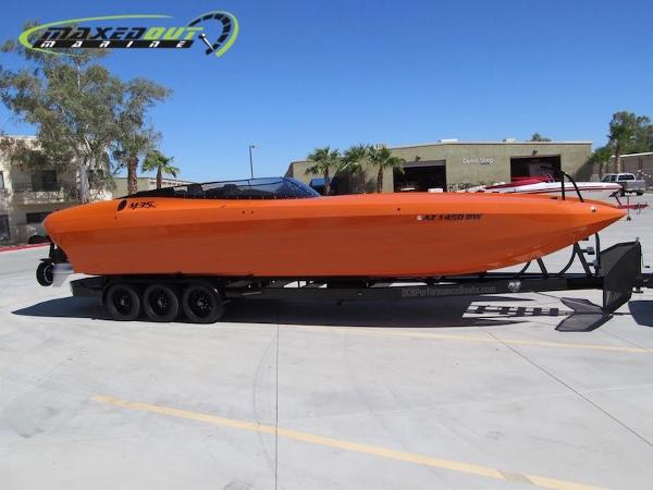 Daves Custom Boats M35
