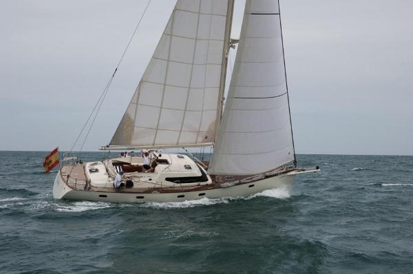 Barracuda Yacht Design 50 ONE - OFF ALUMINIO