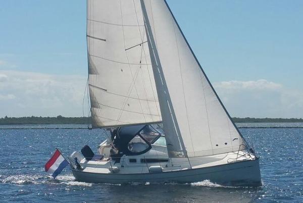 Jeanneau Sun Odyssey 26