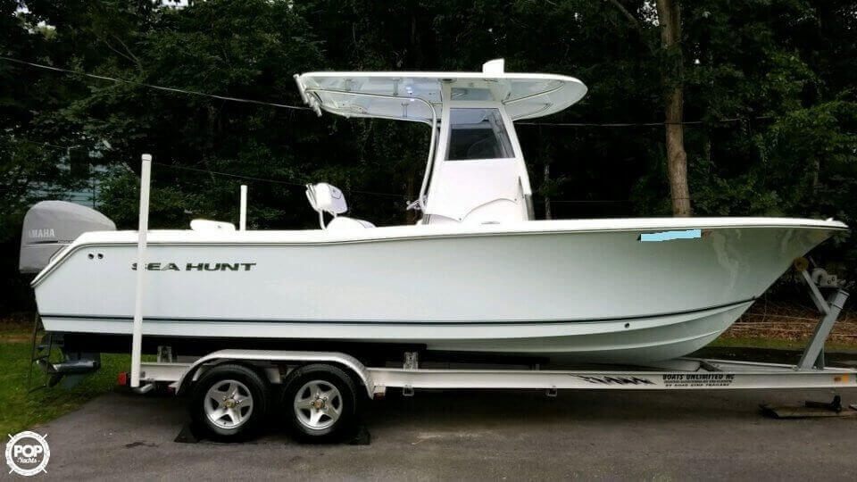 Sea Hunt Triton 240 2013 Sea Hunt Triton 240 for sale in East Hampton, NY