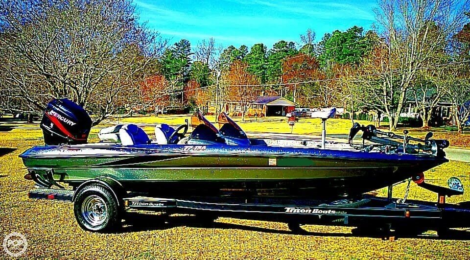 Triton Tr-186 2005 Triton TR-186 for sale in Rock Hill, SC