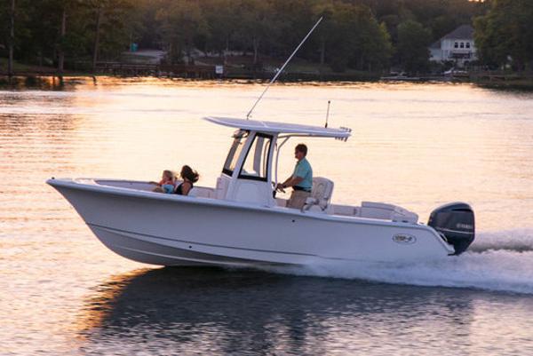 Sea Hunt Ultra 239 SE Manufacturer Provided Image