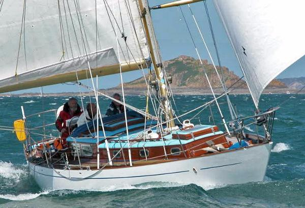 Buchanan Sloop