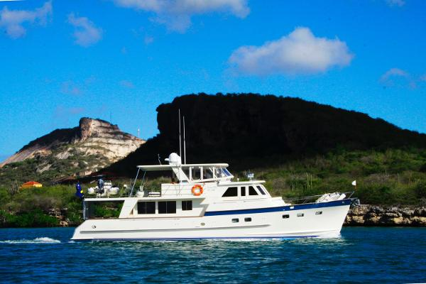 Grand Alaskan 64 Pilothouse