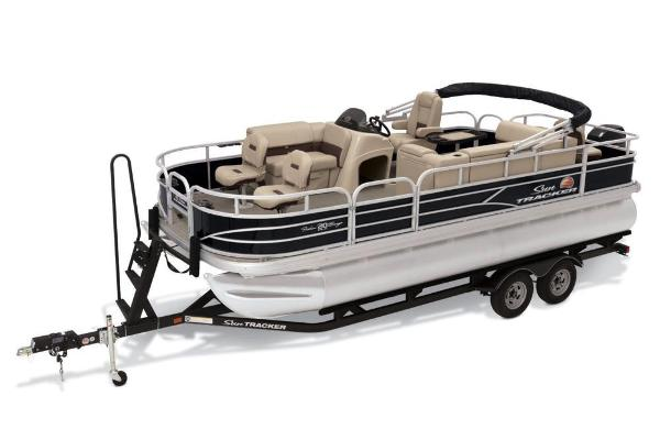 Sun Tracker Fishin' Barge 20 DLX