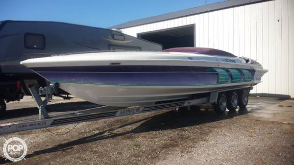Wellcraft Scarab Thunder 1994 Wellcraft 33 for sale in Dodge, NE