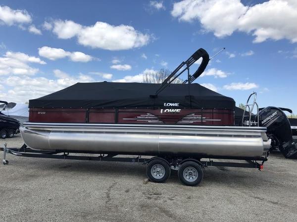 Lowe Boats SF232