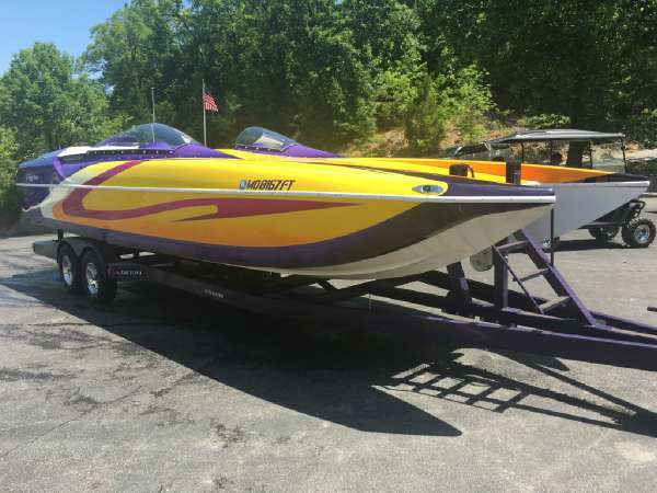 Eliminator Boats 26 Daytona
