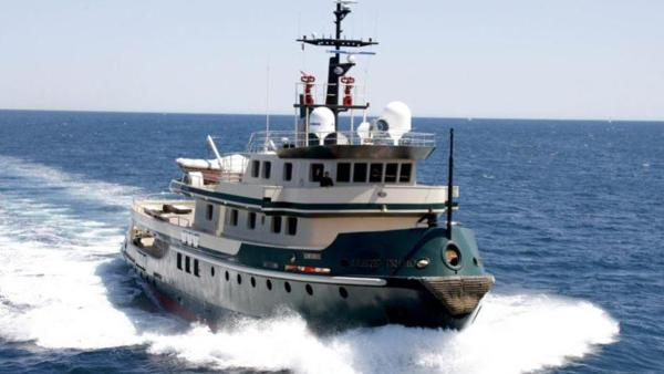 Tugboat Explorer Yacht