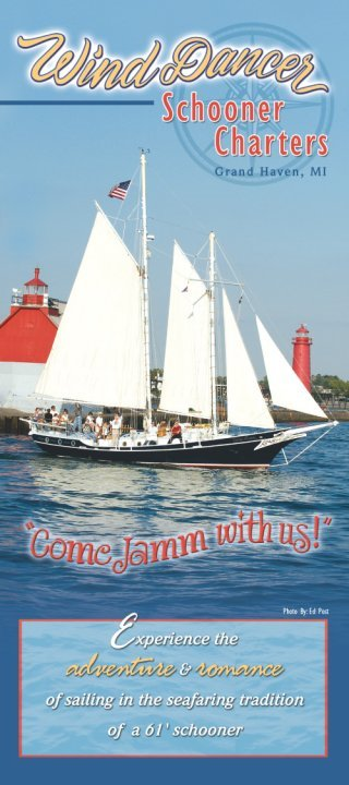 Colvin Gazelle Top Sail Schooner