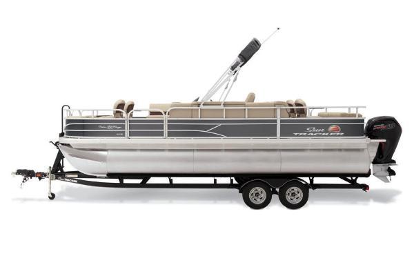 Sun Tracker Fishin' Barge 22 XP3