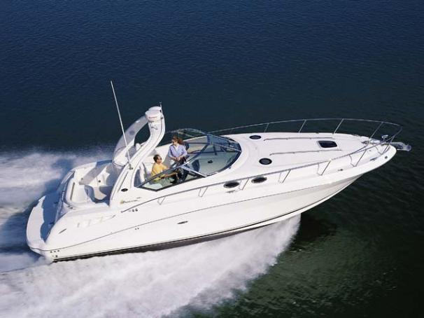 Sea Ray 340 Sundancer Great Runing Vessel