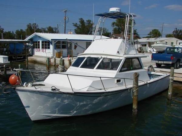 Morgan 31 Off Shore Fishing Cuddy 1985 Morgan 31 Off Shore Fishing Cuddy