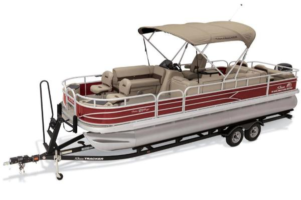 Sun Tracker Fishin' Barge 24 DLX Manufacturer Provided Image