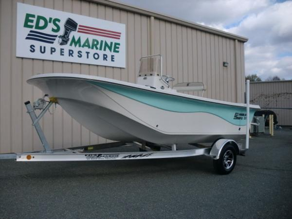 Carolina Skiff 17 LS