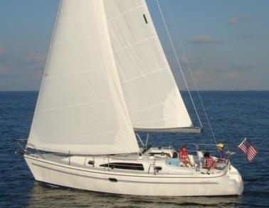 Catalina 309 Manufacturer Provided Image
