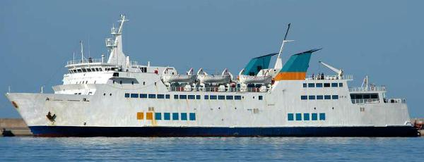 Custom ROPAX Vessel