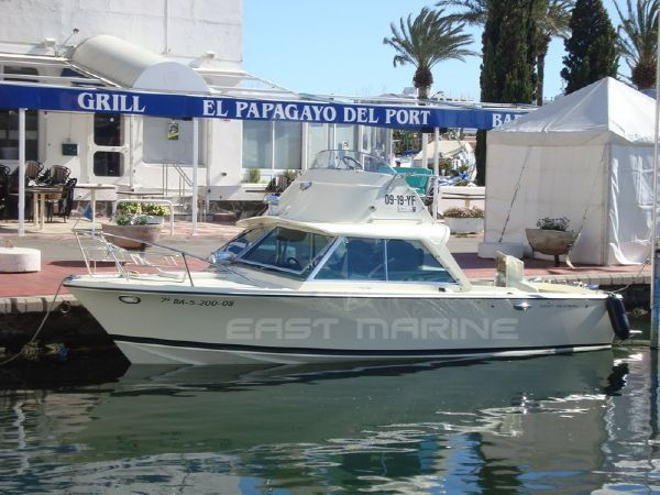 Riva 25 Sport Fisherman Riva 25 Sport Fisherman SIDE
