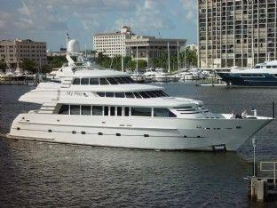 Cheoy Lee Skylounge Motoryacht 103' cheoy lee