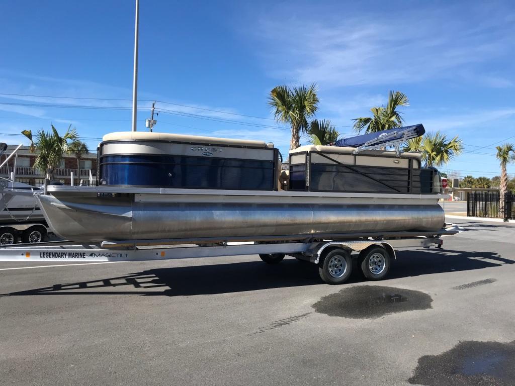 Crest Pontoon Boats II 250 SLS