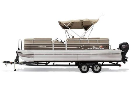 G3 Sun Catcher LX3 22 Cruise: Go Boating Review - boats.com  Suncatcher Ignition Pontoon Boat Wiring Diagram on