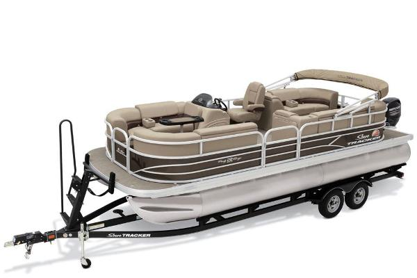 Sun Tracker Party Barge 22 DLX