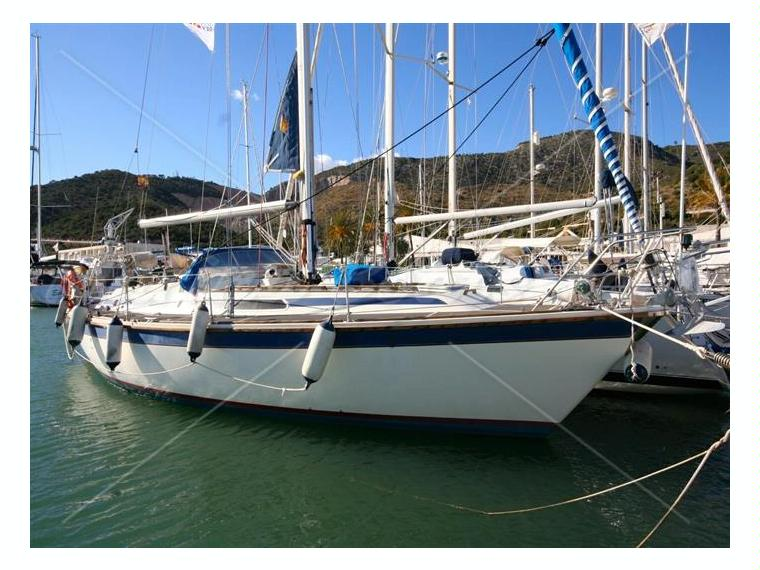 Angel Escolano Diez Westerly Oceanlord 41