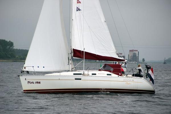 Beneteau Oceanis 311 Clipper Centreboard