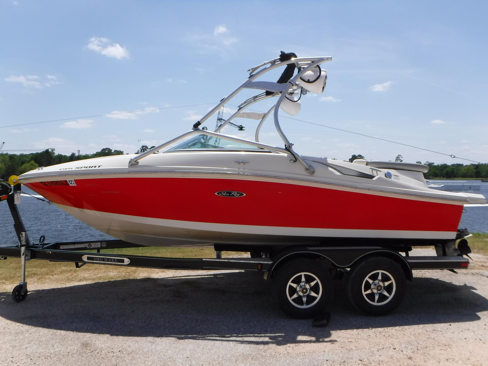 Sea Ray 195 Sport w/no trailer